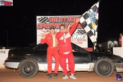 Pete Fulton Am 4 Winner March 24