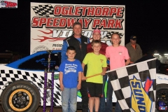 Pure Stock Winner Everette Bootle March 24
