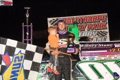 Travis Pennington Late Model Winner March 24