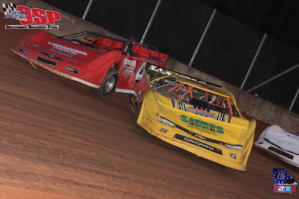 Chatham Parkway Toyota >> May 10, 2019 – OSP Weekly Racing – Oglethorpe Speedway Park