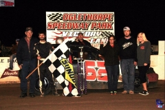 Andrew Smith Super 4 Winner March 25