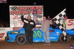 David Johnikin Mini Stock Winner March 25