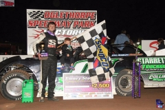 Travis Pennington Late Model Winner March 25